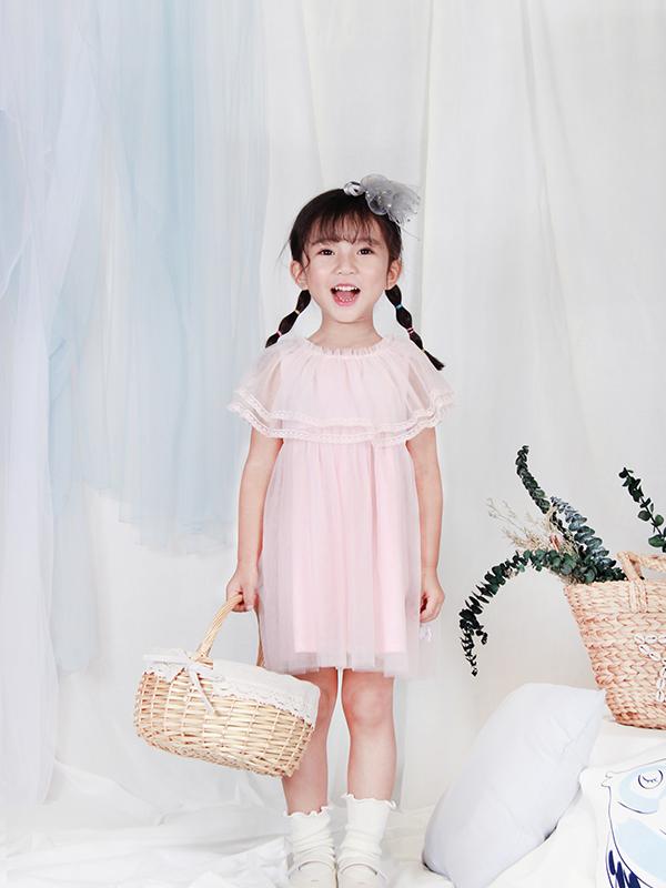 卡貝恩童裝2020夏季新品展示