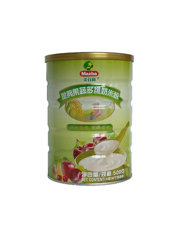 美兹宝营养米粉