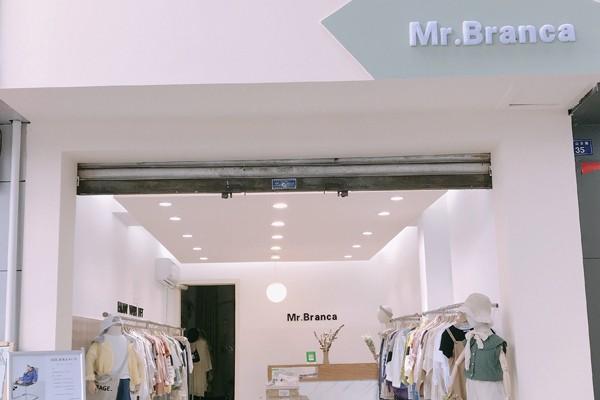 Mr.Branca