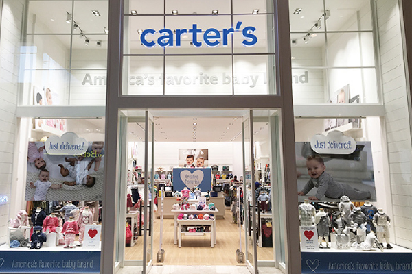 Carter's店铺形象