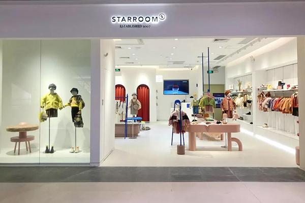 STARROOM店鋪形象