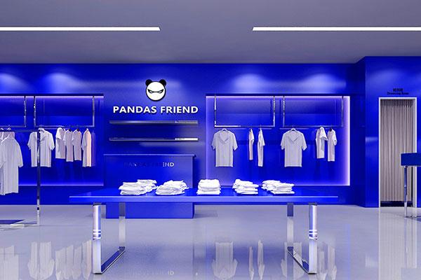 Pandas friend