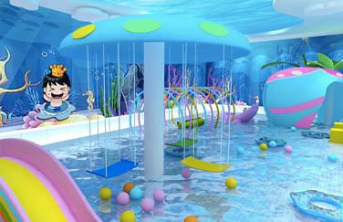 親親天使寶寶游泳樂園