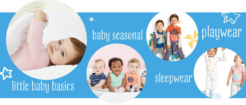 Carter's,深受信赖的美国150年婴童装品牌