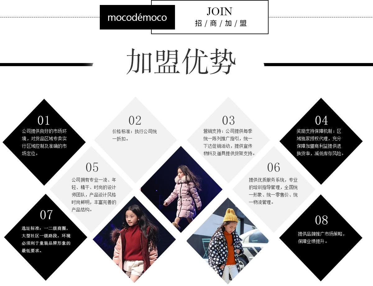 mocodemoco童裝將全面布局國內童裝市場